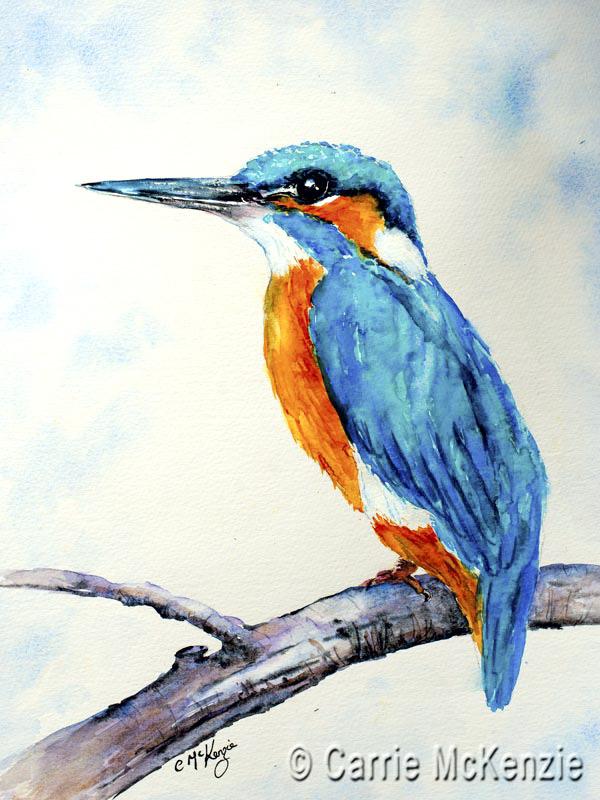 KINGFISHER BLUE, kingfisher, river, nature, countryside, water, bird